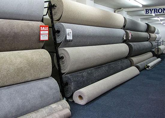 Byron Carpets Home Quality Carpets Hucknall